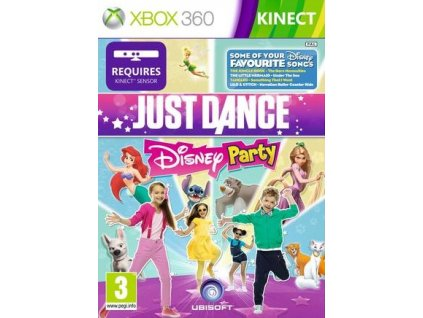 X360 Just Dance Disney Party