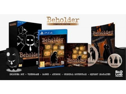 PS4 Beholder Complete Edition