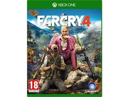 XONE Far Cry 4 CZ