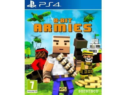 PS4 8-Bit Armies