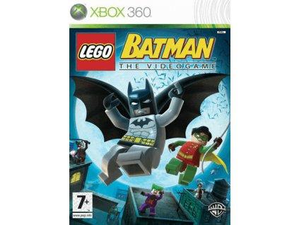 X360 Lego Batman The Video Game