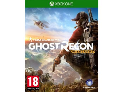 XONE Tom Clancys Ghost Recon Wildlands