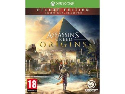 XONE Assassins Creed Origins Deluxe Edition