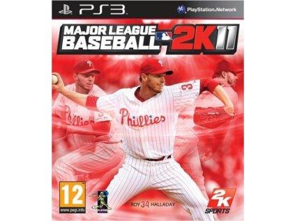 PS3 Major League Baseball 2K11