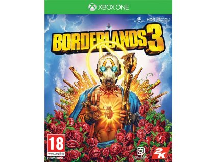 XONE Borderlands 3 OBAL