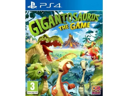 PS4 Gigantosaurus The Game