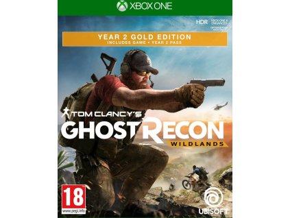 XONE Tom Clancys Ghost Recon Wildlands Year 2 Gold Edition