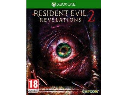 XONE Resident Evil Revelations 2
