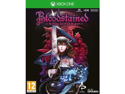 XONE Bloodstained Ritual of the Night
