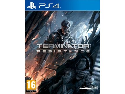 PS4 Terminator Resistance