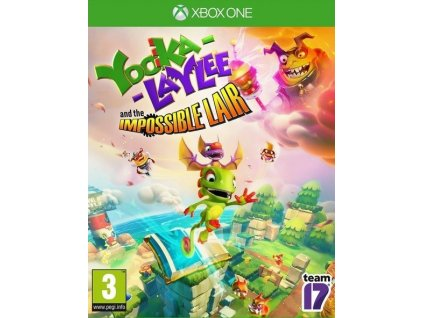 XONE Yooka Laylee and the Impossible Lair