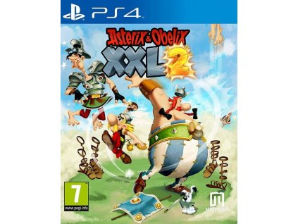 PS4 Asterix and Obelix XXL 2