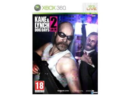 kane and lynch 2 dog days limited edition x