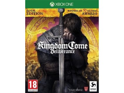 XONE Kingdom Come Deliverance Royal Edition