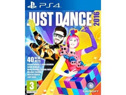 PS4 Just Dance 2016 Nové