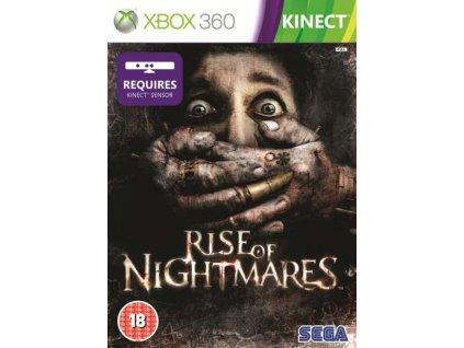 X360 Rise of Nightmares Nové