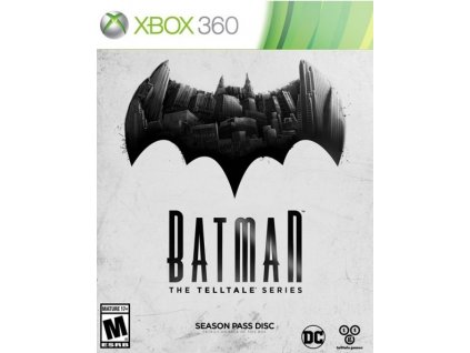 X360 Batman The Telltale Series