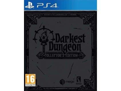 PS4 Darkest Dungeon Collectors Edition