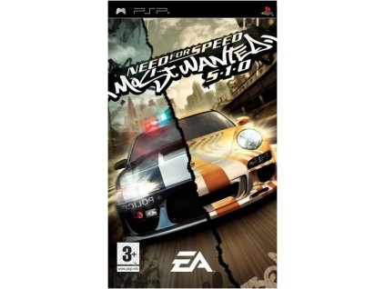 psp nfs need for speed most wanted 5 1 0