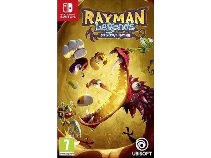 Switch Rayman Legends Definitive Edition