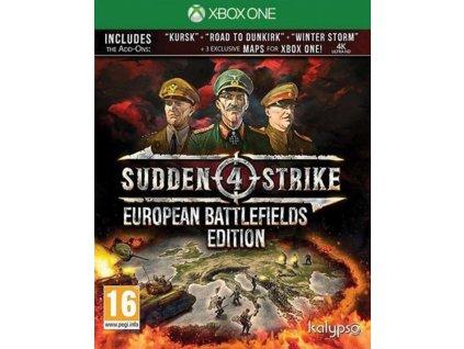 XONE Sudden Strike 4 European Battlefields Edition