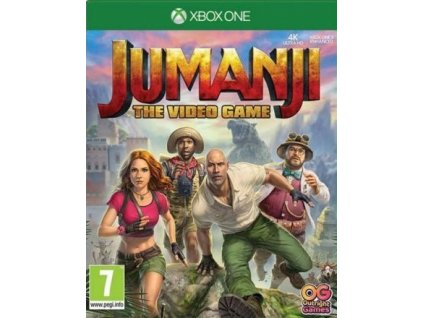 XONE Jumanji The Video Game