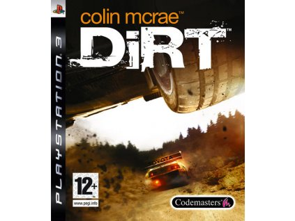 PS3 Colin McRae DIRT