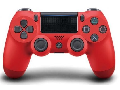PS4 Sony DualShock 4 Magma Red V2