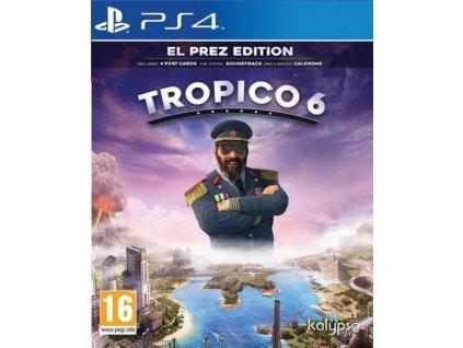 PS4 Tropico 6 El Prez Edition