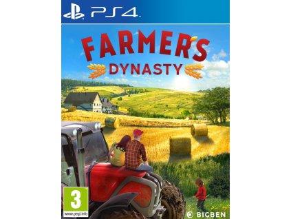 PS4 Farmers Dynasty