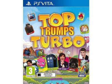 PSVita TOP TRUMPS TURBO