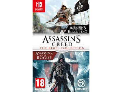 Switch Assassins Creed The Rebel Collection