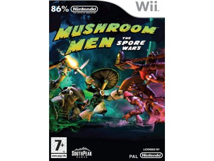 Wii Mushroom Men The Spore Wars