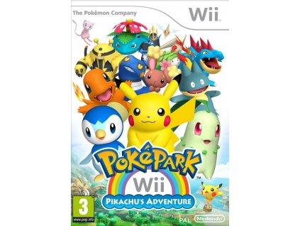 Wii PokePark Pikachus Adventure