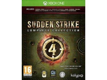 XONE Sudden Strike 4 Complete Collection