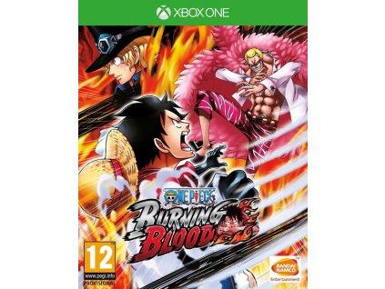XONE One Piece Burning Blood