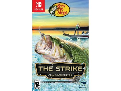 Bass Pro Shops The Strike Championship Edition