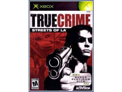 xbox true crime streets of l a de