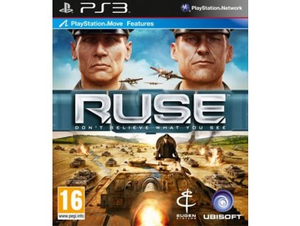 PS3 RUSE