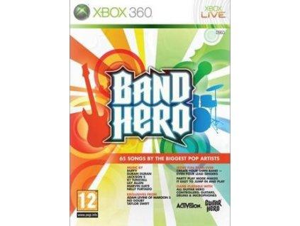 X360 Band Hero
