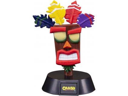 Lampička Crash Bandicoot Aku Aku Icon Light