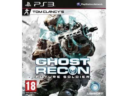 PS3 Tom Clancys Ghost Recon Future Soldier