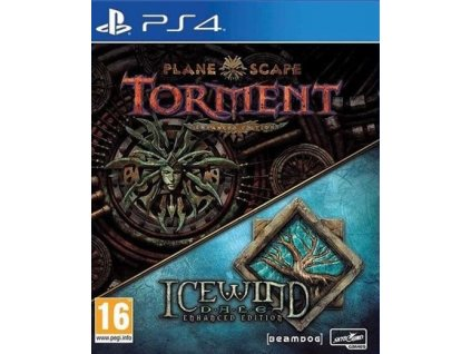 PS4 Planescape Torment Enhanced Edition and Icewind Dale Enhanced Edition CZ