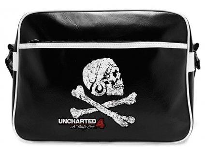 Brašna Uncharted 4 Skull