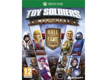 XONE Toy Soldiers War Chest Hall of Fame Edition