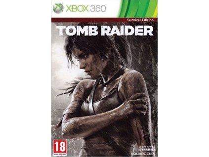 xbox 360 tomb raider survival edition