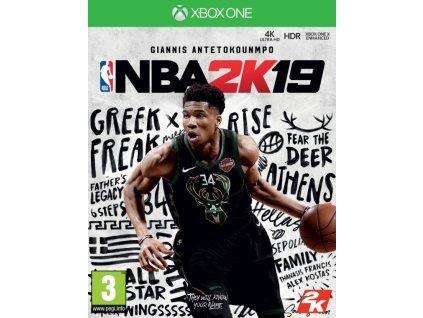 XONE NBA 2K19