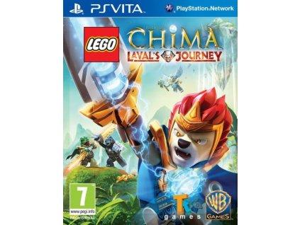 PSVita LEGO Legends of Chima Lavals Journey