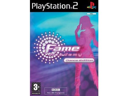 PS2 Fame Academy Dance Edition