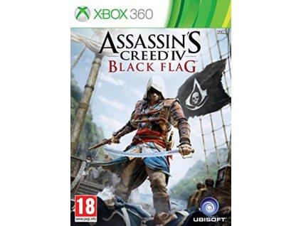 X360 Assassins Creed 4 Black Flag